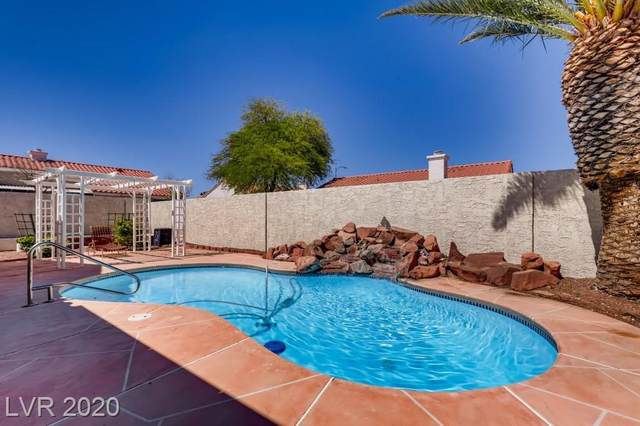 4111 Tatum Court, North Las Vegas, NV 89032 (MLS #2199008) :: Signature Real Estate Group