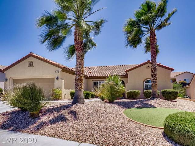 2441 Wisconsin Dells, Henderson, NV 89044 (MLS #2199015) :: Signature Real Estate Group