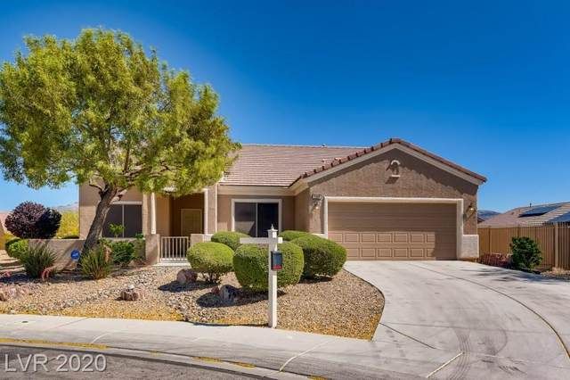 7449 Goosander, North Las Vegas, NV 89084 (MLS #2199043) :: Hebert Group | Realty One Group