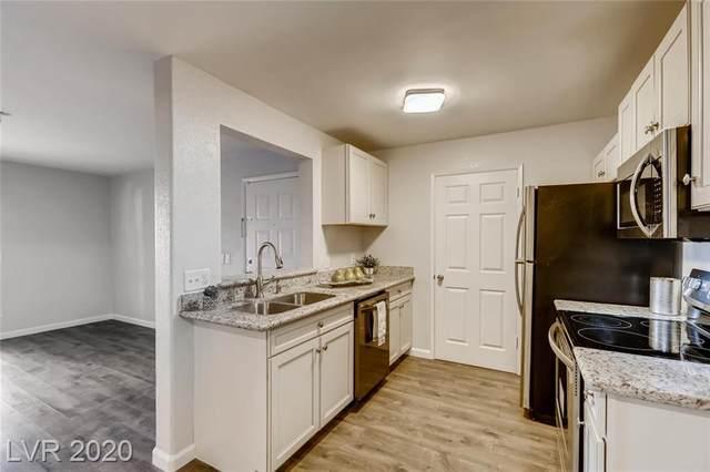 230 Mission Newport #102, Las Vegas, NV 89107 (MLS #2199067) :: Billy OKeefe | Berkshire Hathaway HomeServices