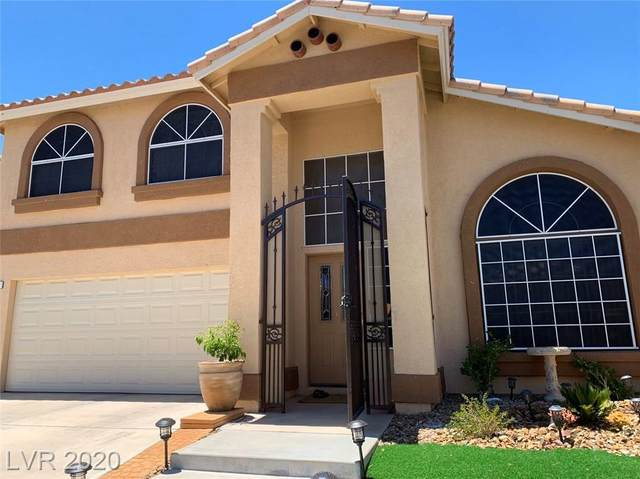 91 Myrtle Beach, Henderson, NV 89074 (MLS #2199068) :: Signature Real Estate Group