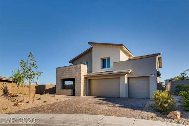 12487 Notch Trail, Las Vegas, NV 89138 (MLS #2199078) :: Signature Real Estate Group