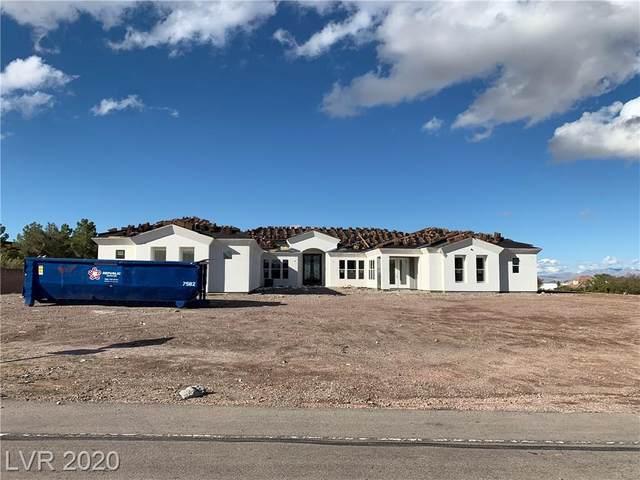 440 Du Fort, Henderson, NV 89002 (MLS #2199149) :: Helen Riley Group | Simply Vegas