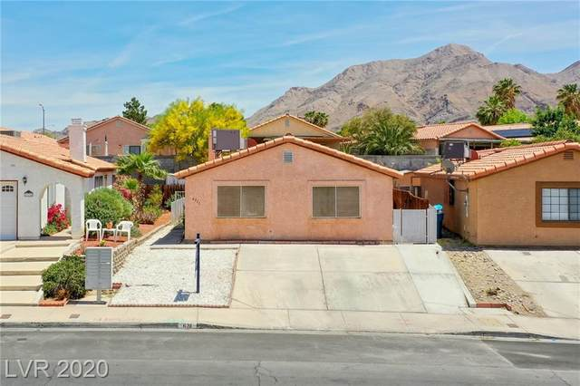 6311 Mount Rainier, Las Vegas, NV 89156 (MLS #2199154) :: Signature Real Estate Group