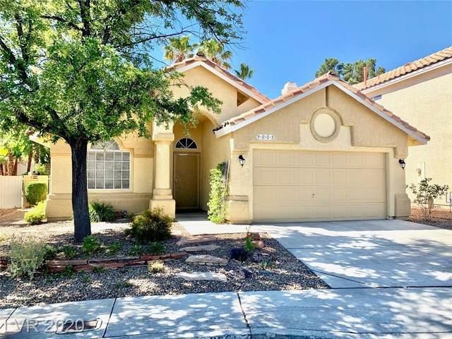 9205 Magic Flower Avenue, Las Vegas, NV 89134 (MLS #2199159) :: Signature Real Estate Group