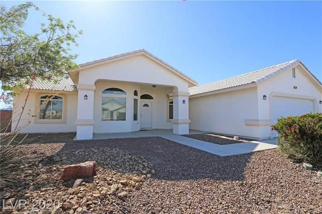 130 S Bristle Cone, Pahrump, NV 89048 (MLS #2199178) :: Helen Riley Group | Simply Vegas