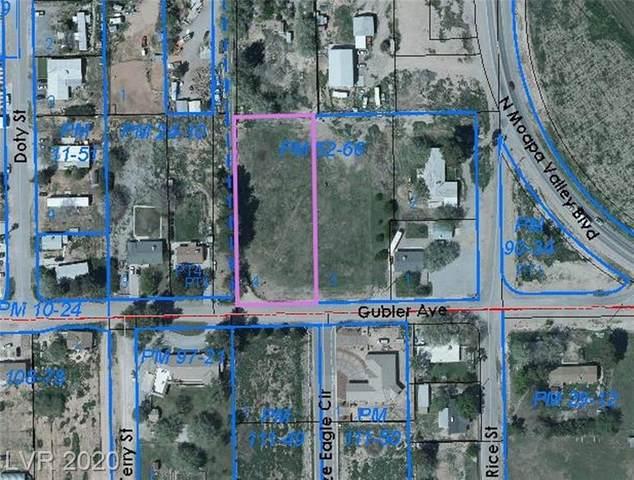 Gubler Ave #046, Logandale, NV 89021 (MLS #2199213) :: Billy OKeefe | Berkshire Hathaway HomeServices
