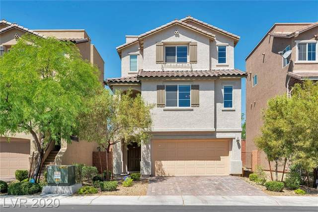 10421 Scarpa Street, Las Vegas, NV 89178 (MLS #2199239) :: Signature Real Estate Group