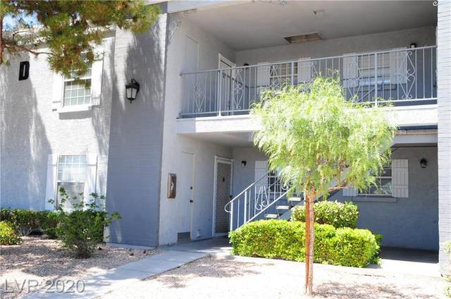 3823 S Maryland Parkway D7, Las Vegas, NV 89119 (MLS #2199245) :: Signature Real Estate Group