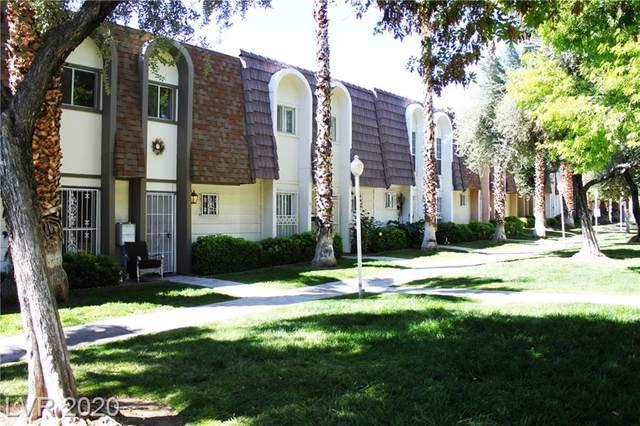 3443 Monte Carlo, Las Vegas, NV 89121 (MLS #2199252) :: Signature Real Estate Group