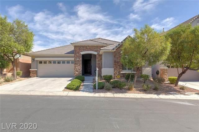 10212 Bristol Peak, Las Vegas, NV 89166 (MLS #2199260) :: Signature Real Estate Group