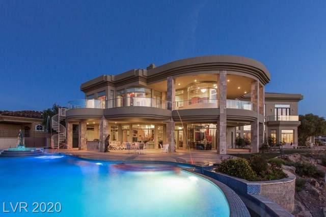 45 Club Vista, Henderson, NV 89052 (MLS #2199261) :: Helen Riley Group | Simply Vegas