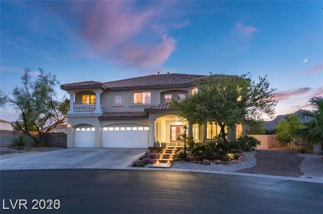 4001 Antique Sterling, Las Vegas, NV 89129 (MLS #2199266) :: Helen Riley Group | Simply Vegas