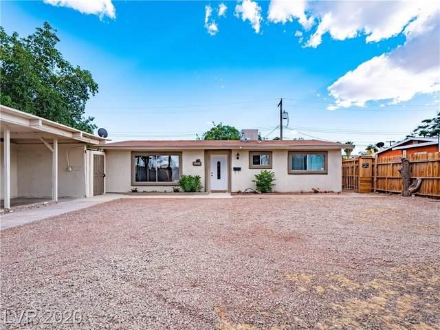 3808 Sunrise, Las Vegas, NV 89110 (MLS #2199341) :: Signature Real Estate Group