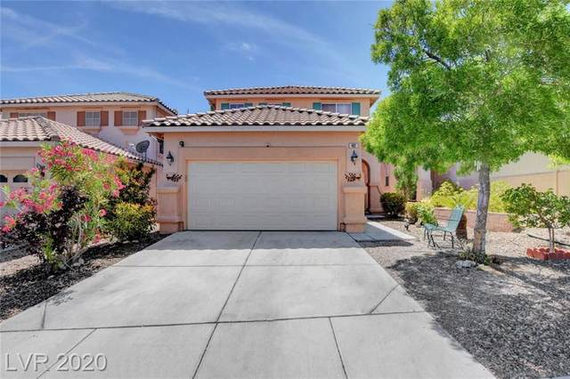 401 Sonoma Valley, Las Vegas, NV 89144 (MLS #2199343) :: Signature Real Estate Group