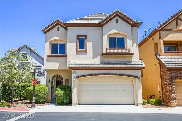 9224 Tudor Park Place, Las Vegas, NV 89145 (MLS #2199361) :: Signature Real Estate Group