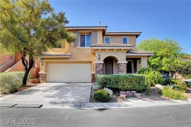 10412 Turtle Mountain, Las Vegas, NV 89166 (MLS #2199373) :: Signature Real Estate Group