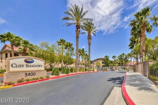 3460 Cactus Shadow #202, Las Vegas, NV 89129 (MLS #2199388) :: Helen Riley Group | Simply Vegas