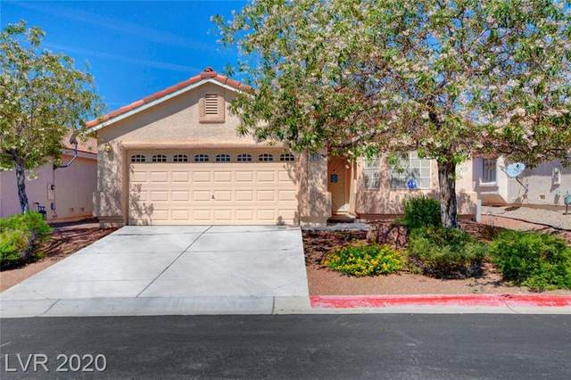 6079 Dover Dove, North Las Vegas, NV 89081 (MLS #2199390) :: Signature Real Estate Group