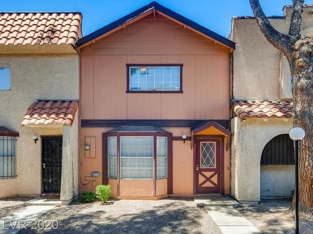 891 Rhinegold, Las Vegas, NV 89110 (MLS #2199392) :: Signature Real Estate Group
