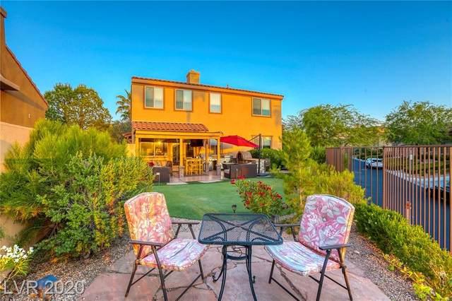 1258 Casa Palermo Circle, Henderson, NV 89011 (MLS #2199399) :: Helen Riley Group | Simply Vegas