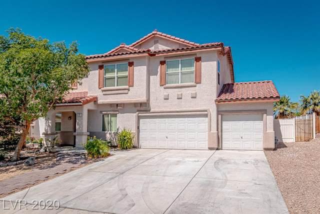 1121 Clairville Street, Las Vegas, NV 89110 (MLS #2199402) :: Signature Real Estate Group