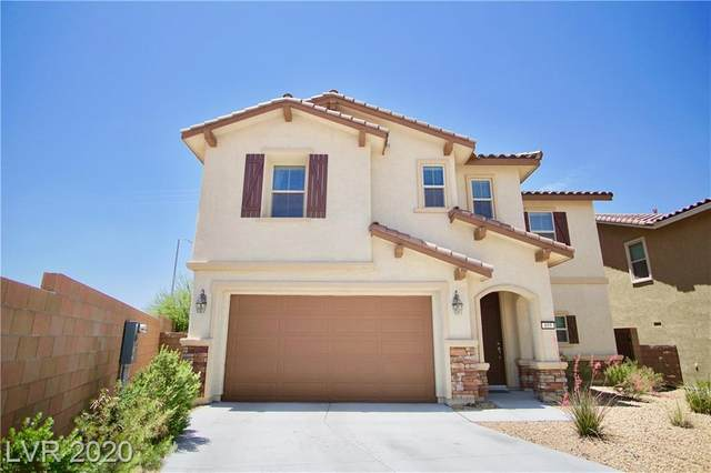 855 Via Campo Tures, Henderson, NV 89011 (MLS #2199403) :: Helen Riley Group | Simply Vegas