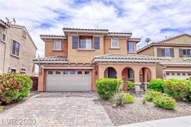 4922 Teal Petals Street, North Las Vegas, NV 89081 (MLS #2199417) :: Signature Real Estate Group