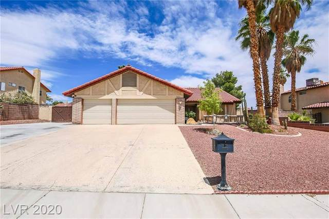 620 Eldorado, Las Vegas, NV 89123 (MLS #2199457) :: The Lindstrom Group