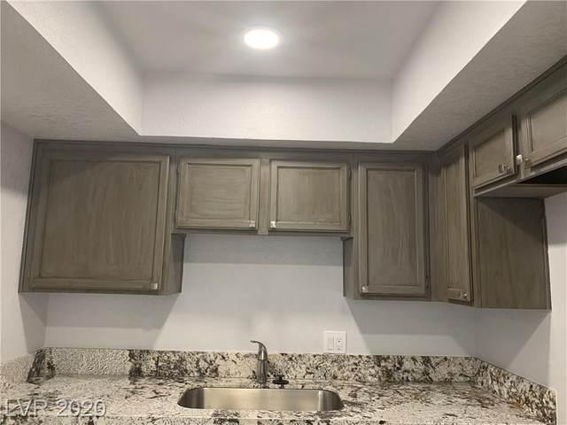 905 Sulphur Springs #102, Las Vegas, NV 89128 (MLS #2199461) :: Billy OKeefe   Berkshire Hathaway HomeServices