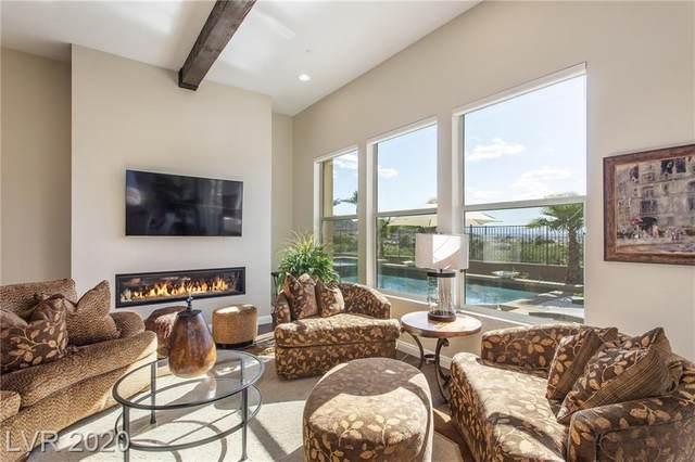 11 Porto Malaga, Henderson, NV 89011 (MLS #2199463) :: Billy OKeefe | Berkshire Hathaway HomeServices