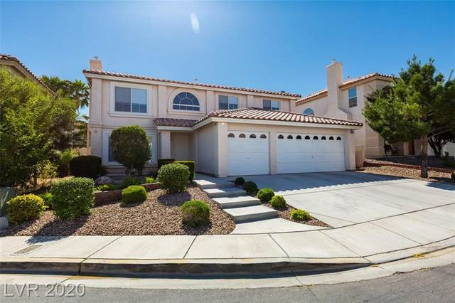 10966 Stags Leap Court, Henderson, NV 89052 (MLS #2199465) :: Signature Real Estate Group