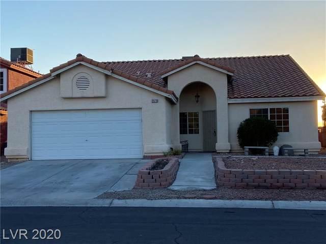 2619 Holy Cross, Las Vegas, NV 89156 (MLS #2199473) :: Signature Real Estate Group