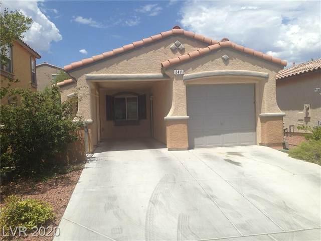 2411 Lilac Cove, Las Vegas, NV 89135 (MLS #2199478) :: Signature Real Estate Group