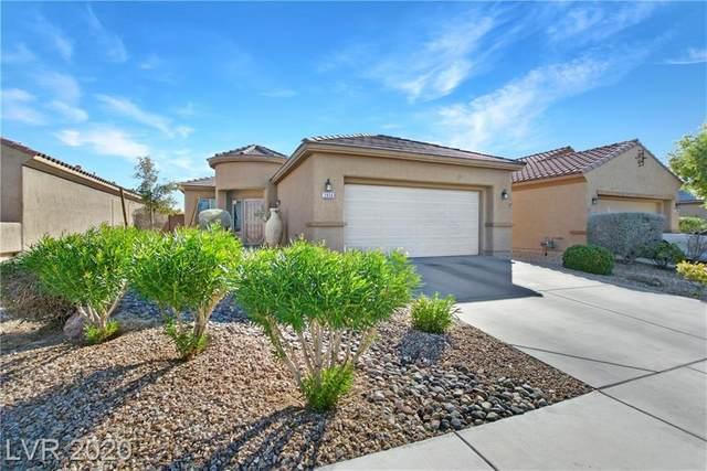 3956 Shetland Pony Street, Las Vegas, NV 89122 (MLS #2199479) :: Helen Riley Group | Simply Vegas