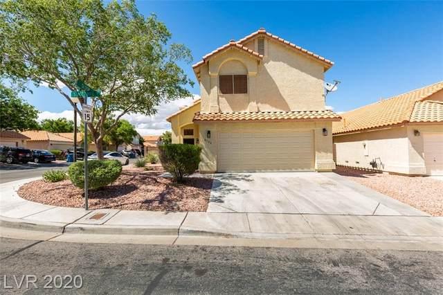 8136 Sunset Mill, Las Vegas, NV 89128 (MLS #2199484) :: Helen Riley Group | Simply Vegas