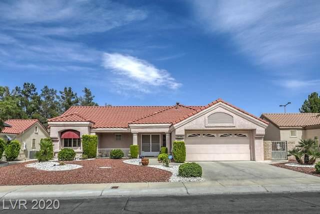 2508 Springridge, Las Vegas, NV 89134 (MLS #2199493) :: Signature Real Estate Group