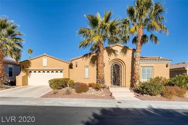 10440 Premia Place, Las Vegas, NV 89135 (MLS #2199498) :: The Perna Group