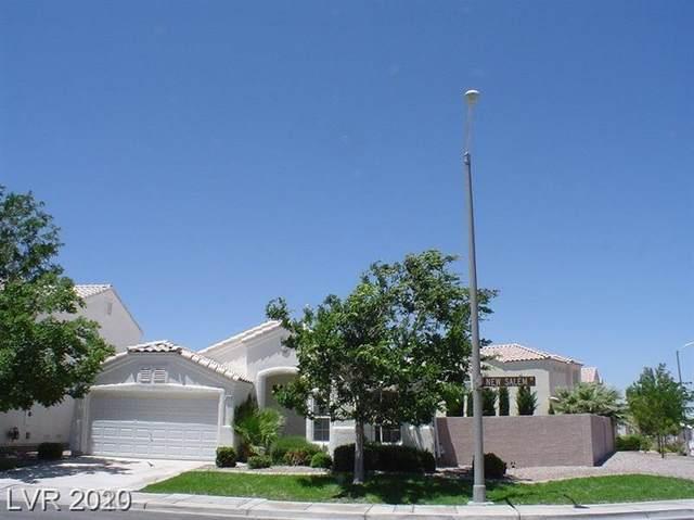 2518 New Salem Avenue #0, Henderson, NV 89052 (MLS #2199510) :: The Perna Group