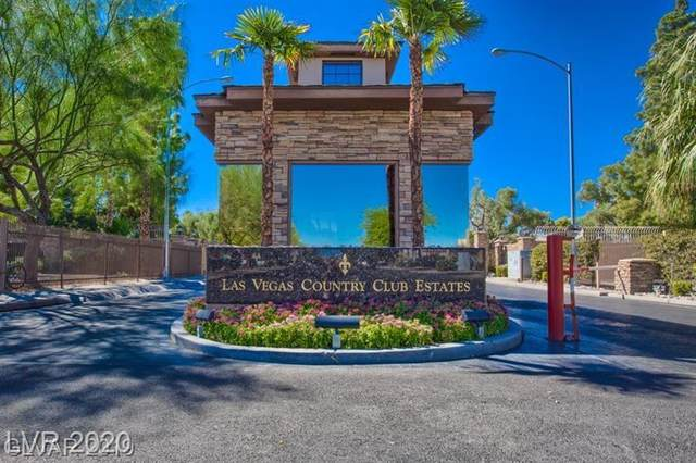 3047 Bel Air Drive, Las Vegas, NV 89109 (MLS #2199518) :: The Lindstrom Group