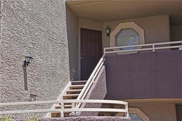 5002 Rainbow #204, Las Vegas, NV 89118 (MLS #2199530) :: Signature Real Estate Group