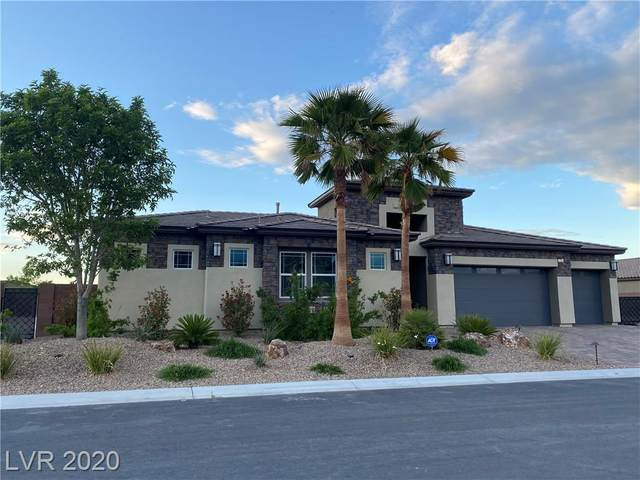328 Castle Wynd Avenue, Las Vegas, NV 89183 (MLS #2199538) :: Helen Riley Group | Simply Vegas