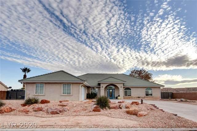 1389 Red Sage Lane, Logandale, NV 89021 (MLS #2199543) :: Billy OKeefe | Berkshire Hathaway HomeServices