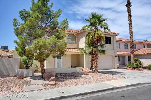 1405 Lodgepole, Henderson, NV 89014 (MLS #2199556) :: Helen Riley Group | Simply Vegas