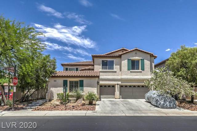 8384 Cupertino Heights, Las Vegas, NV 89178 (MLS #2199587) :: Vestuto Realty Group