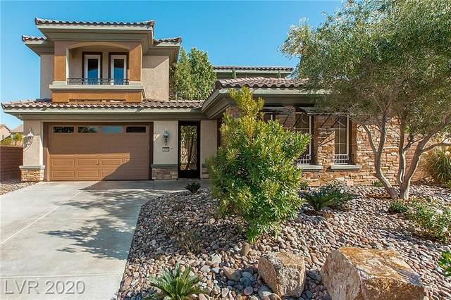 10292 Cool Mist Street, Las Vegas, NV 89178 (MLS #2199588) :: Vestuto Realty Group