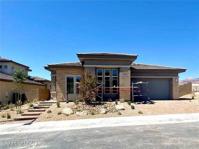 12421 Skyracer Drive, Las Vegas, NV 89138 (MLS #2199589) :: The Perna Group