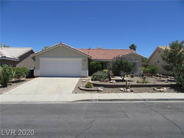 735 Arrowhead Trail, Henderson, NV 89002 (MLS #2199599) :: Signature Real Estate Group