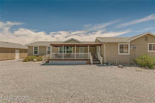 3111 Parkridge, Pahrump, NV 89048 (MLS #2199614) :: Helen Riley Group | Simply Vegas