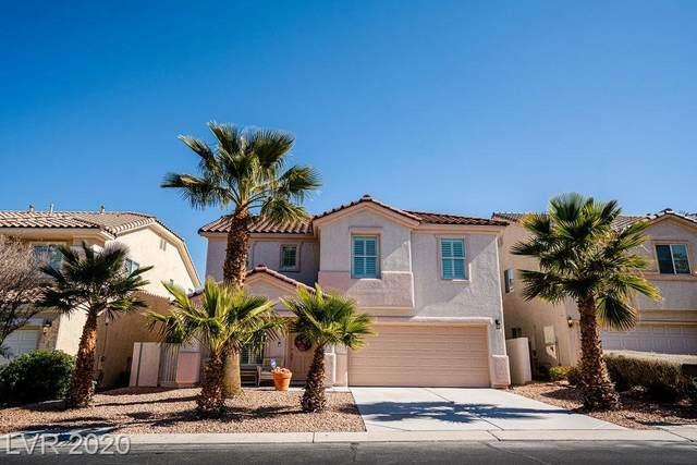 140 Rancho Maria, Las Vegas, NV 89148 (MLS #2199619) :: Vestuto Realty Group